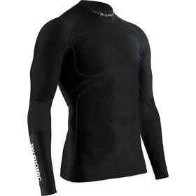 X-Bionic Energy Accumulator 4.0 T-shirt Manches longues Col roulé Homme, black